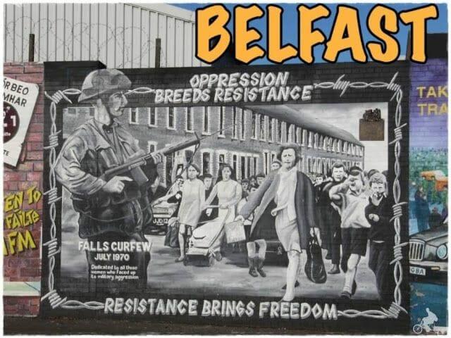 Qué ver en Belfast