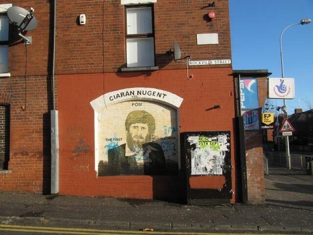 huelguistas de hambre de 1981 y de Bobby Sands.
