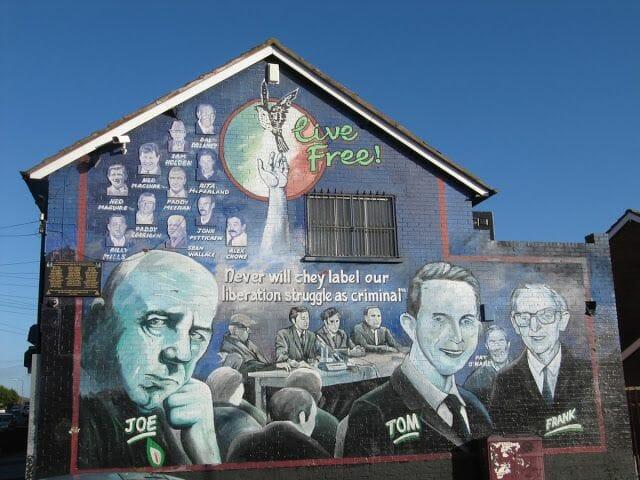 Ruta Murales Belfast
