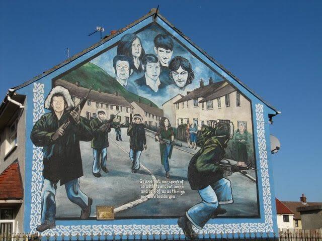 Los Murales De Belfast Recorridos Y Murales Mi Baul De Blogs