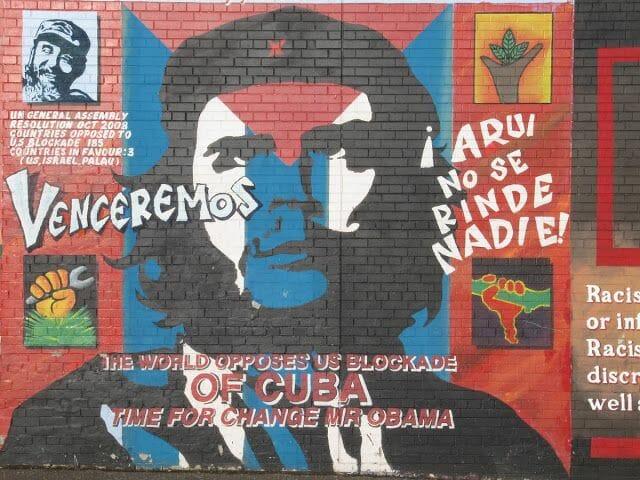cuba murales belfast
