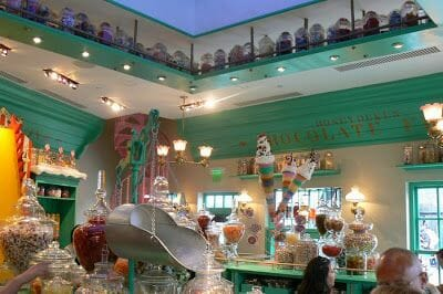 Honeydukes harry potter universal