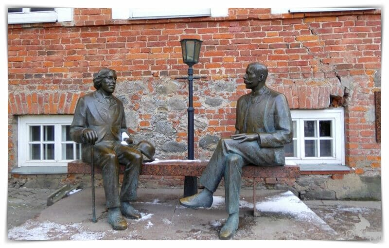 estatuas que ver en galway