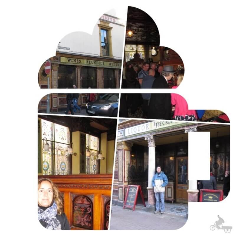 pub the crown en Belfast