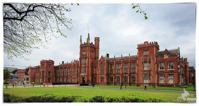 Queen university de Belfast