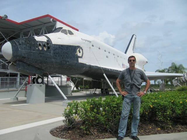 Kennedy space center, parques de Orlando, NASA, transbordador espacial