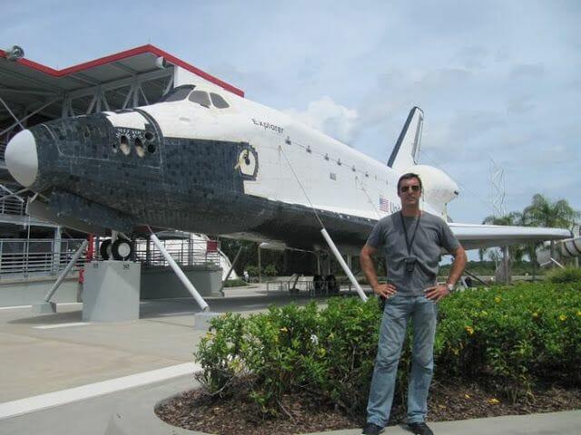 Kennedy space center, parques de Orlando, NASA, transbordador espacial