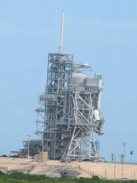 LC 39 Observation Gantry