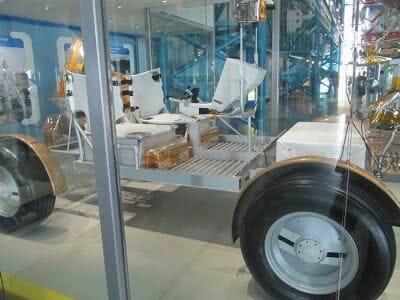 rover lunar