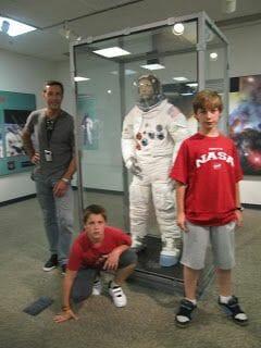 International Space Station Center