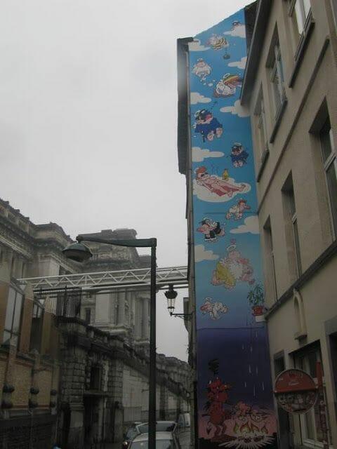 Mural Stuff et Janry - Passe-moi l'ciel