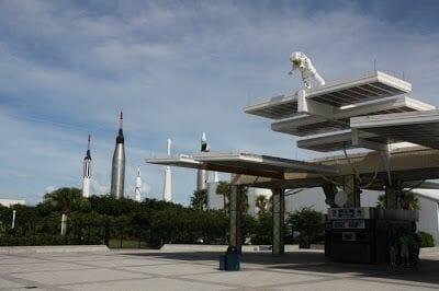 Kennedy space center, parques de Orlando, NASA