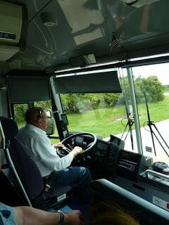 bus nasa