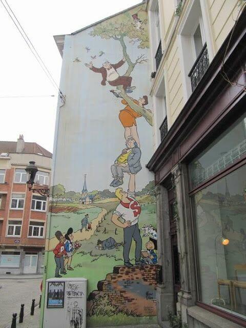 Mural Sleen– Néron