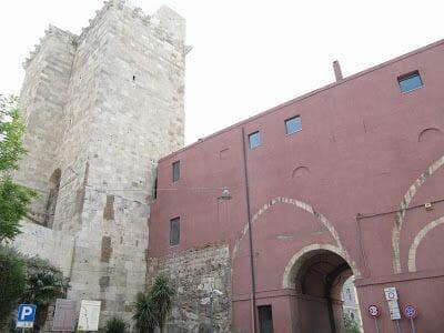 plaza Arsenale Cagliari