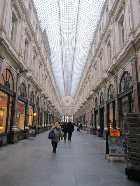 Galerias de Saint-Hubert