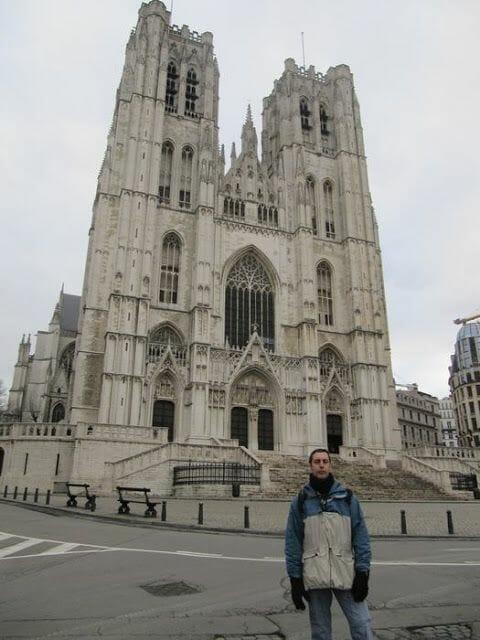catedral - Bruselas en un día