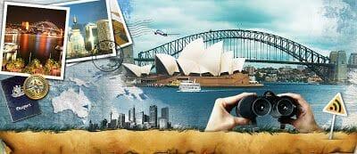 ruta por Sydney