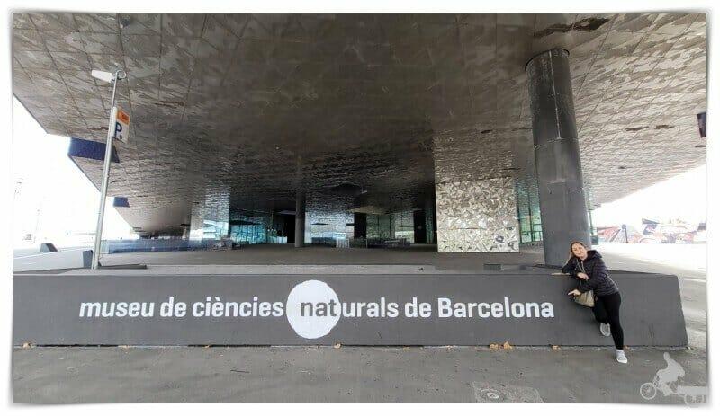Museu Blau de ciències naturals de Barcelona
