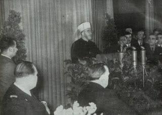 mufti jerusalen en alemania Hajj Amin al Husseini