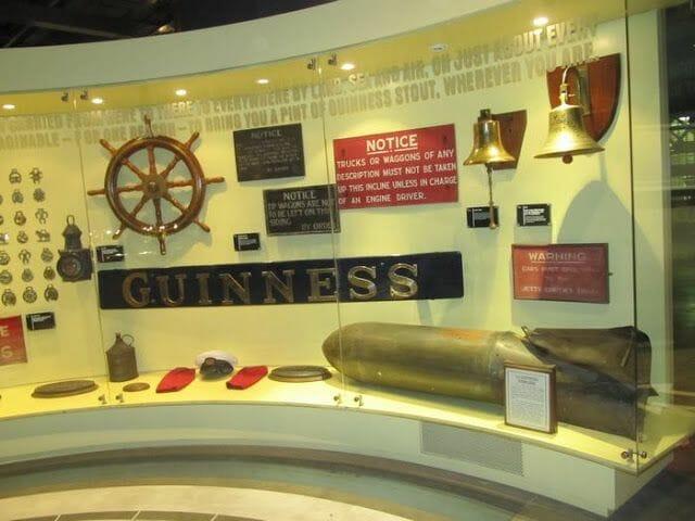 fabrica Guinness Dublín