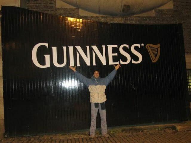 visita Guinness Dublín, fábrica de cerveza