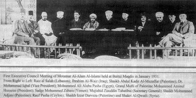 Congreso islámico mundial