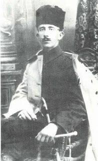 Hajj Amin al Husseini Primera Guerra mundial