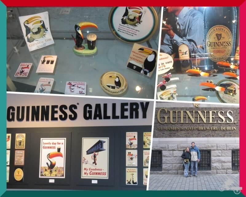 merchandaising guinness storehouse