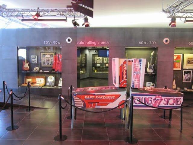 museo del rock de Barcelona
