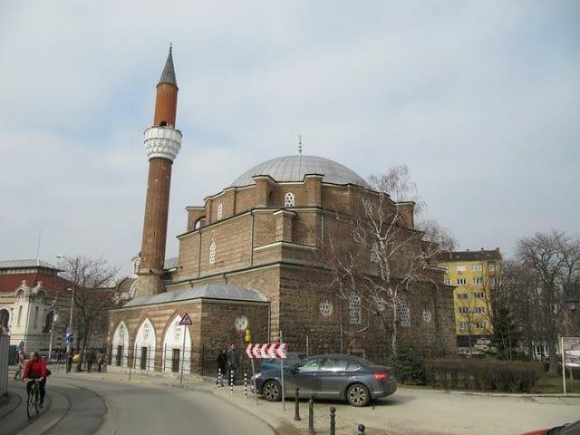Mezquita Banya Bashi, mezquita sofia Bulgaria