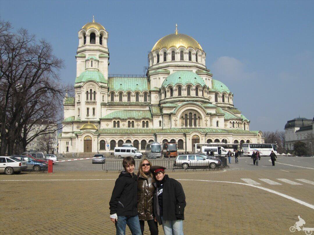 catedral de Aleksander Nevski - qué ver en Sofia