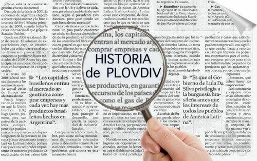 historia de plovdiv