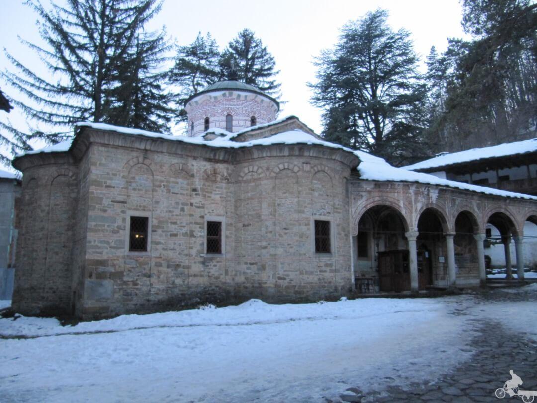 iglesia boyana sofia