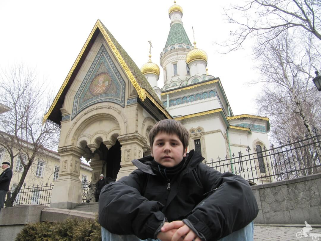 iglesia rusa - qué ver en Sofia