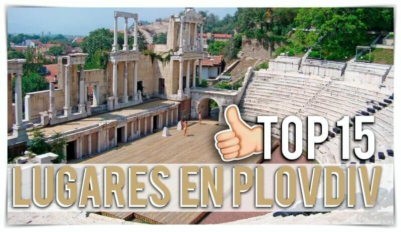 lugares que ver en plovdiv