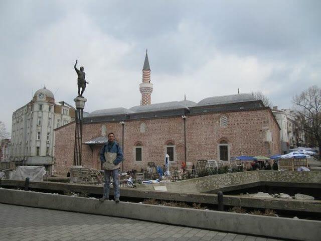 mezquita Dzhumaya que ver en Plovdiv