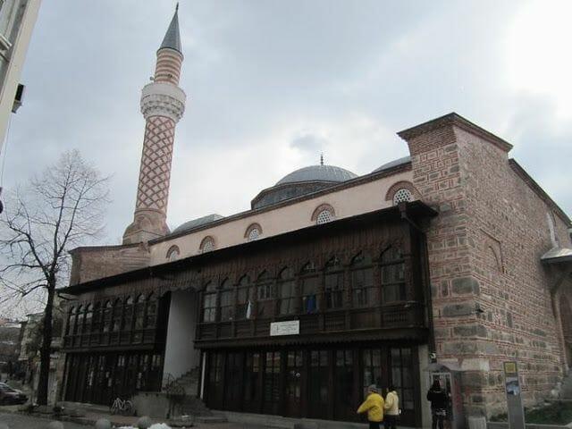 mezquita Dzhumaya - qué ver en Plovdiv