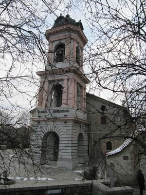 Catedral Theotokos (Sveta Bogoroditsa) - Qué ver en Plovdiv