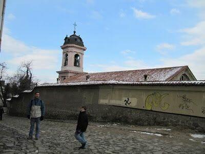 Catedral Theotokos (Sveta Bogoroditsa) - que ver en Plovdiv