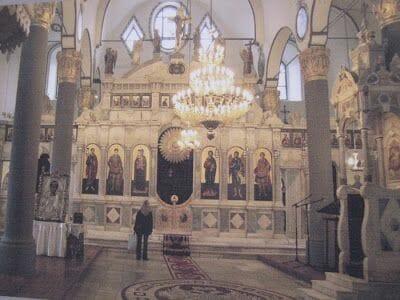 iglesia de San Dimitri Mártir