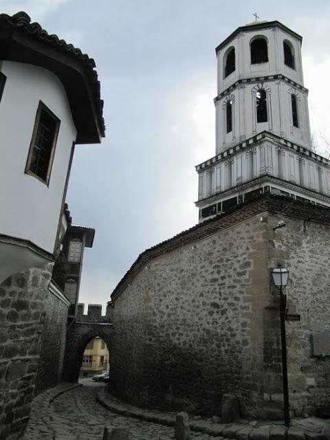 Iglesia de San Constantino y Elena