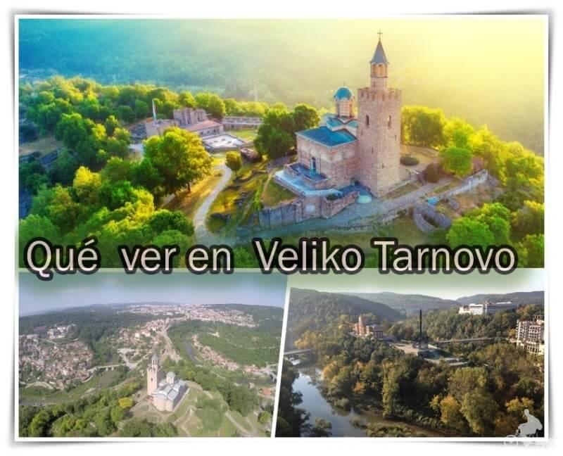 qué ver en Veliko Tarnovo