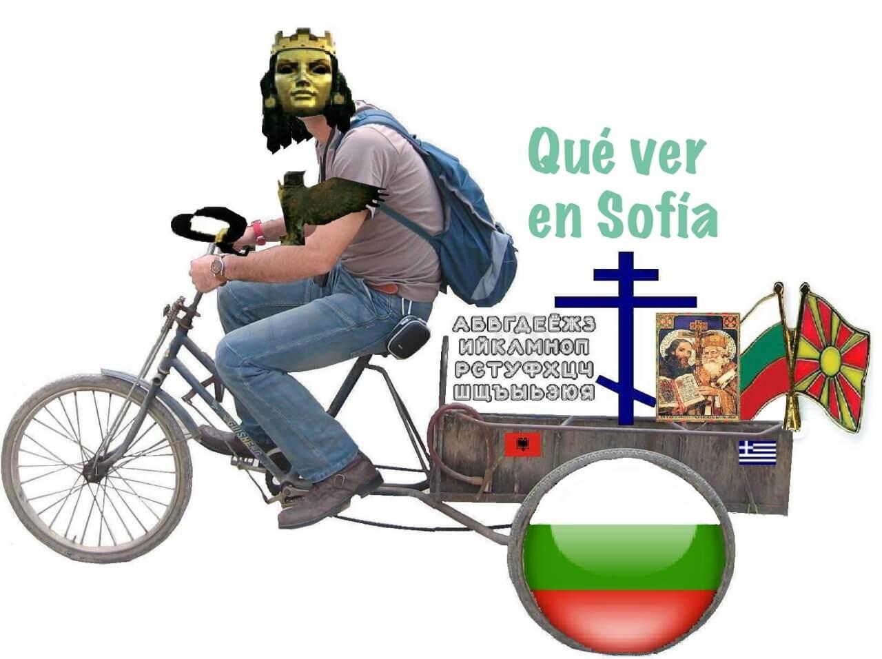 que ver en Sofía
