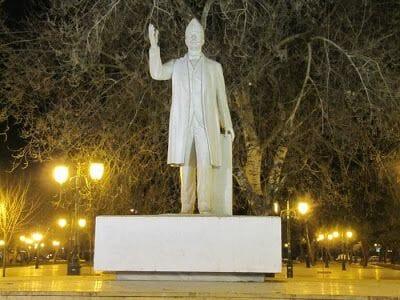 estatua de Eleftherios Venizelos