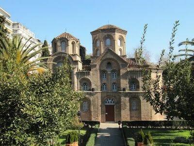 Panagia Chalkeon - Qué ver en Salónica