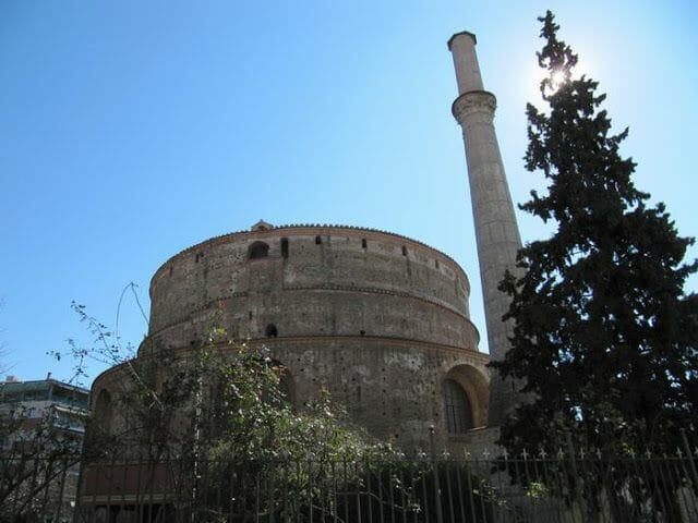 Rotonda de Tesalónica