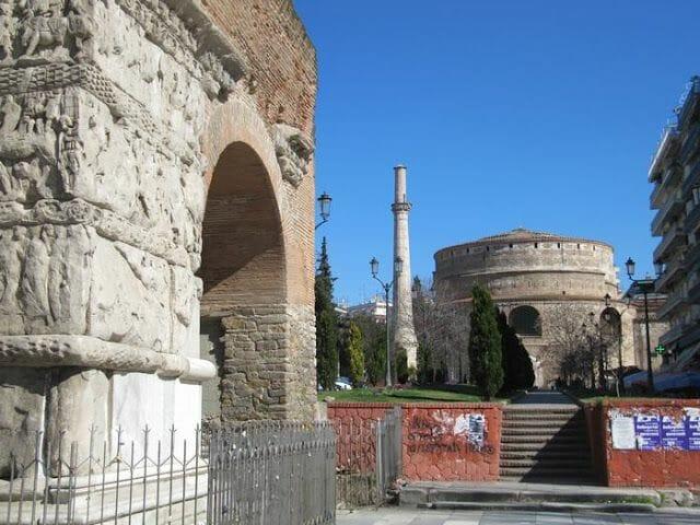 La Rotonda - Qué ver en Salónica