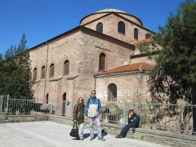 Santa Sofía Tesalonica