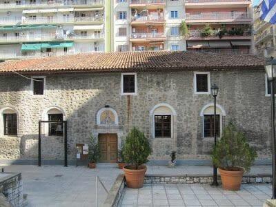 Iglesia de Agios Athanasios